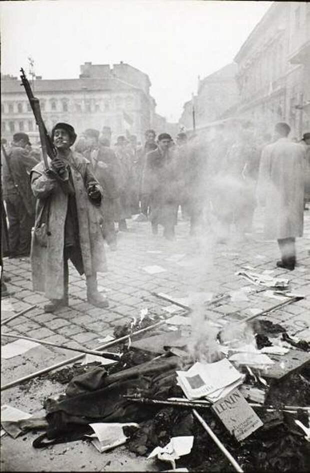 Венгерское восстание. Что это было?