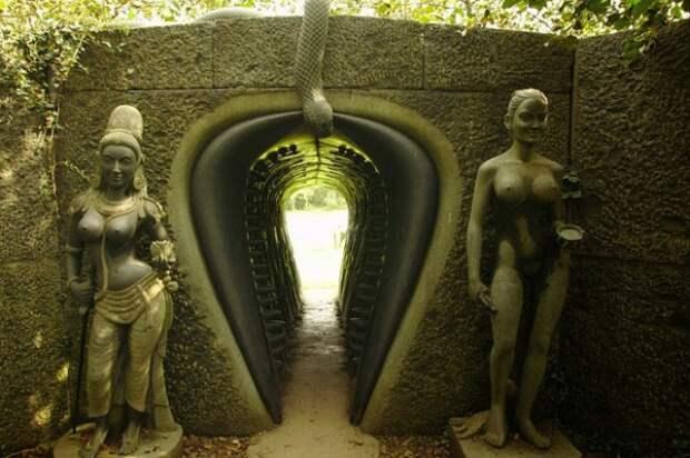 Сад скульптур в Ирландии, который изменит вашу жизнь (23 фото)