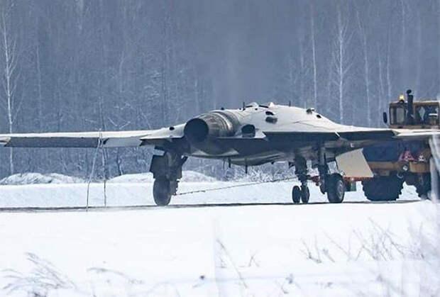 Россия создает самый тяжелый ударный беспилотник. Что о нем известно?
