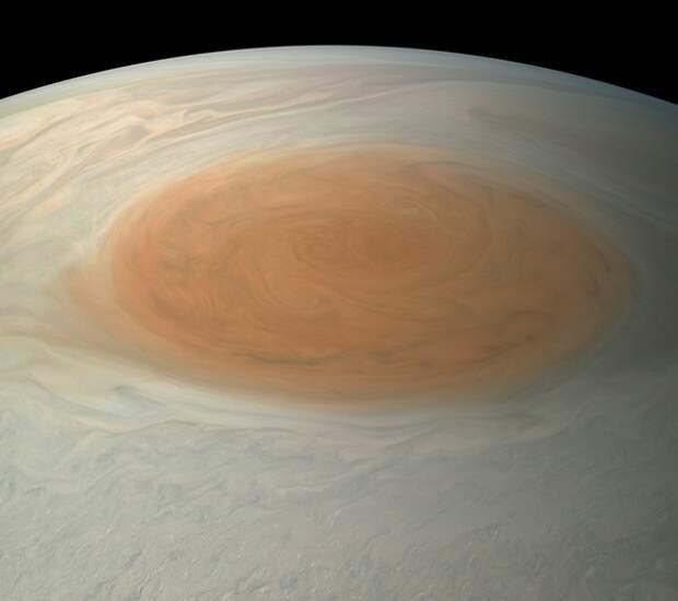 NASA впервые показало реалистичное фото Юпитера