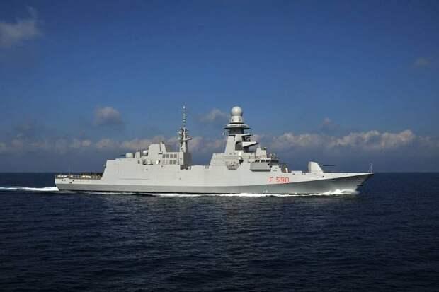 Программа разработки и строительства фрегатов FFG(X) для ВМС США