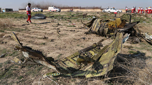 """Зеленский потребовал от США, Канады и Британии доказательств удара ракеты по """"Боингу"""""""