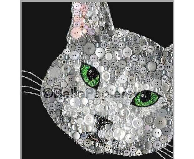Кошачья тема в декоре