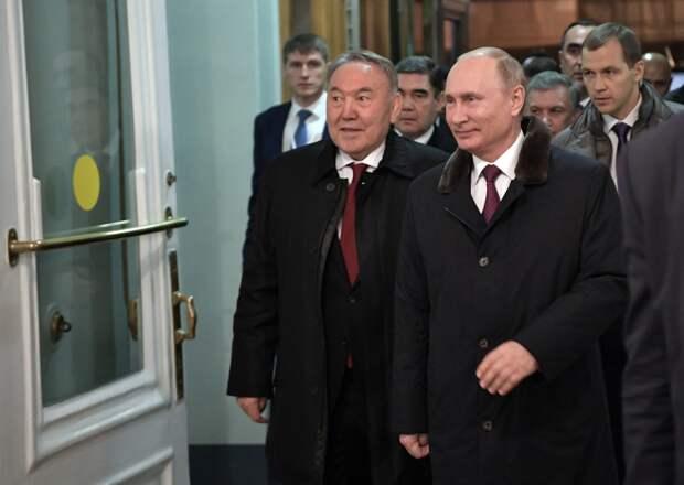 Россия и наследие Назарбаева: оптимальная модель отношений на постсоветском пространстве
