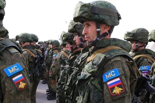 Пашинян рассказал, почему российские миротворцы больше других подойдут для Карабаха