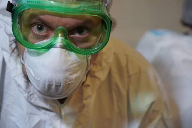 В России за сутки выявлено 25 140 случаев коронавируса