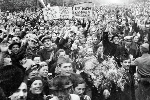 Под звездами балканскими – как советские солдаты освободили Югославию