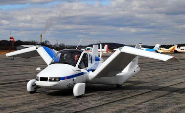 Geely строит завод по производству летающих автомобилей