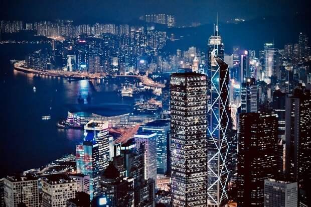 За 50 лет Гонконг изменился до неузнаваемости. /Фото: nichexperience.com