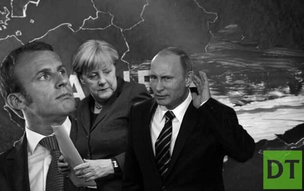 Перенос переговоров из Минска, это попытка Киева улизнуть – Путин
