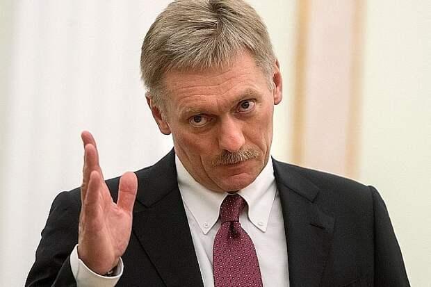 Песков дал хлесткое определение новым санкциям США