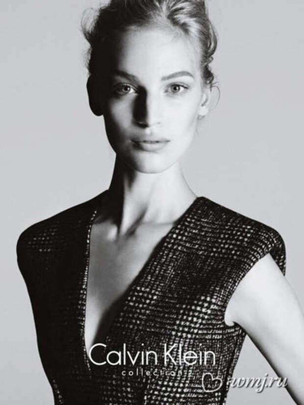 Рекламная кампания Calvin Klein, осень-зима 2013/2014
