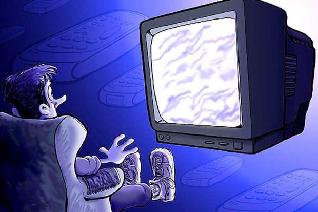 Просмотр криминала по телевизору искажает восприятие реального мира