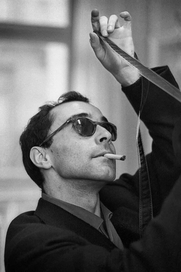 Выдающемуся французскому режиссёру Жан-Люку Годару исполнилось 90 лет