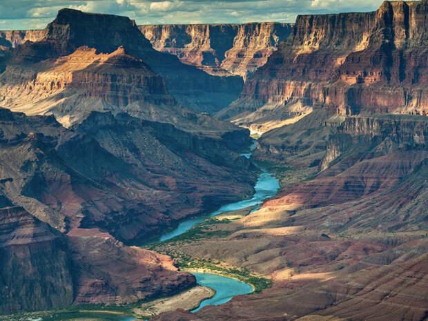 Национальные парки, которые привлекают туристов со всего мира