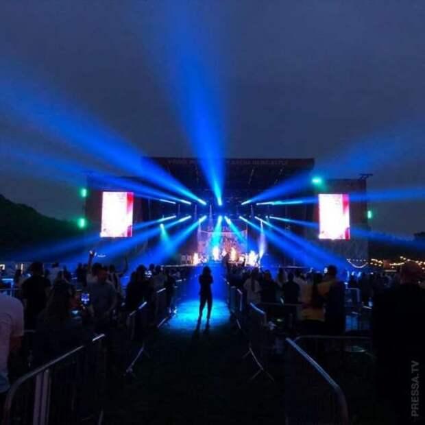 Первая в Великобритании концертная площадка с учетом социального дистанцирования