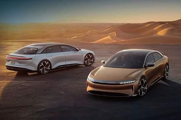 В США показали «убийцу» Tesla