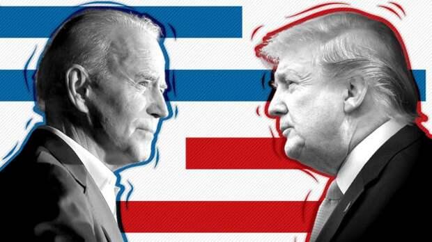 Выборы в США: устойчивый гражданский мир возможен только по результатам военной победы одной из сторон