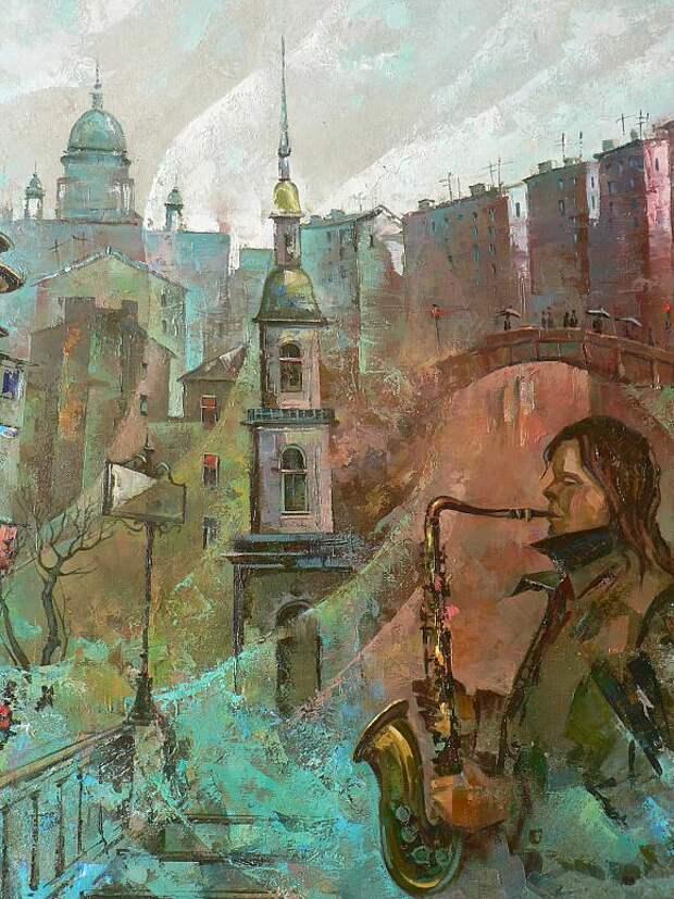 Онлайн конкурс рисунков «Джаз в живописи» пройдет в районе Лефортово