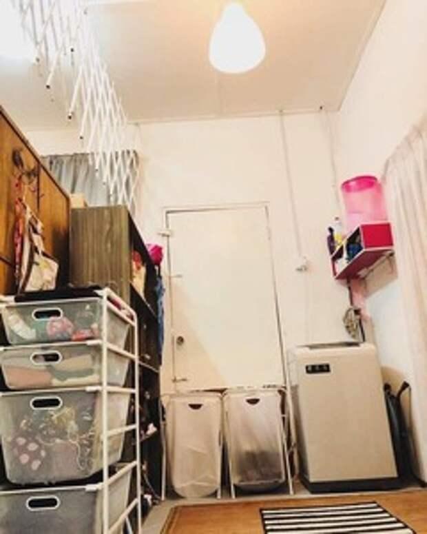 За 24 часа женщина полностью изменила интерьер комнаты к приезду гостей (фото)