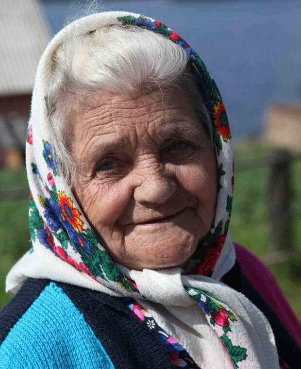 Народная любовь  бабушка, история, факты
