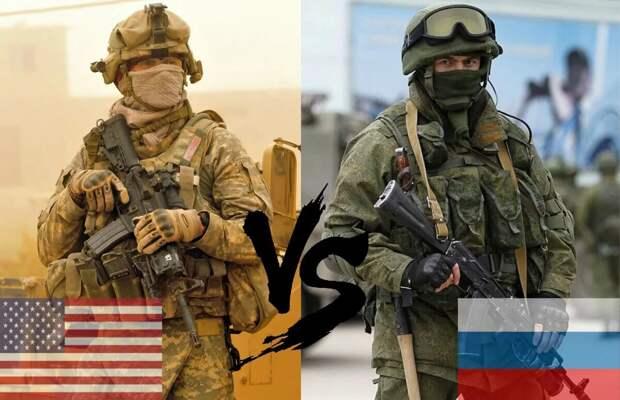 Сегодня, как никогда ранее, становится актуальным выяснение того, какой солдат лучше — русский (российский) или штатовский - американский. Скажем прямо, что при отсутствии прямых столкновений  армий  России и США, сделать это не просто, но вполне возможно...
