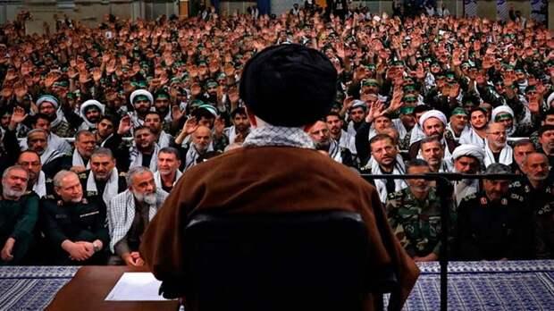 В Иране был застрелен командир народного ополчения
