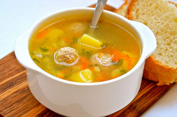 Лучшая подборка диетических супов для правильного питания