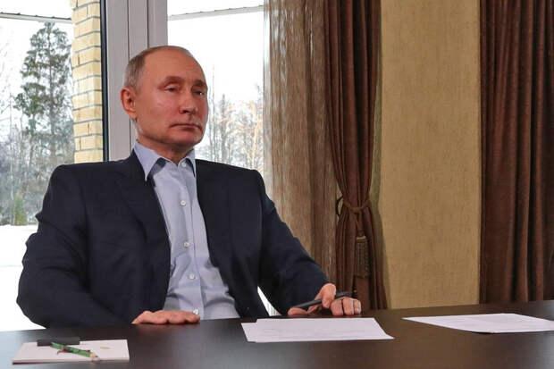 О большом геополитическом сливе Владимира Путина
