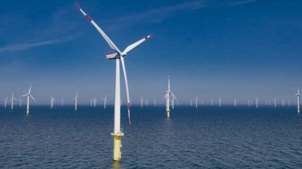 Европа перейдет начистую электроэнергию спомощью морей иокеанов