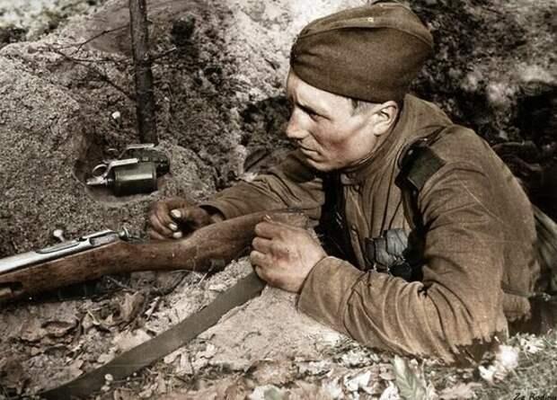 """Как справлялись с """"Послевоенным синдромом"""" советские солдаты РККА?"""