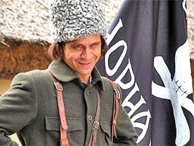 Нестор Махно в советском кино.