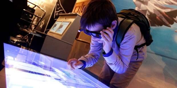 Музей русского импрессионизма организовывает экскурсии для особенных детей