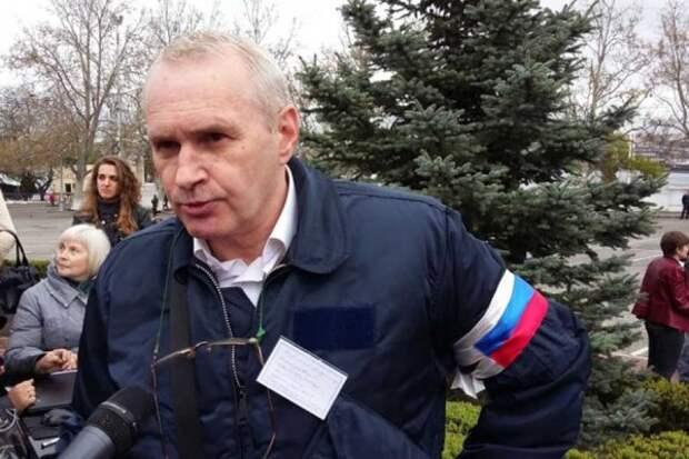 Владимир Новиков слил «севастопольский протест»?