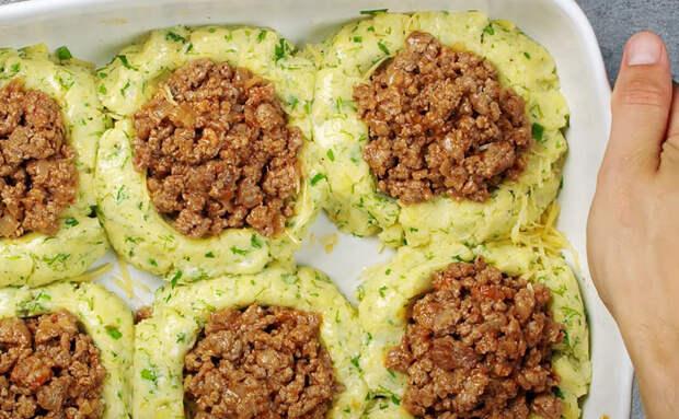 500 грамм фарша и картошка: превращаем 2 банальных ингредиента в новые блюда