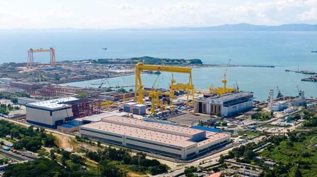 На экологически чистом топливе: ССК «Звезда» начал строить второй танкер-продуктовоз типа MR