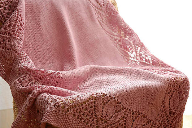 Плед Tulips & Rosebuds Baby Blanket