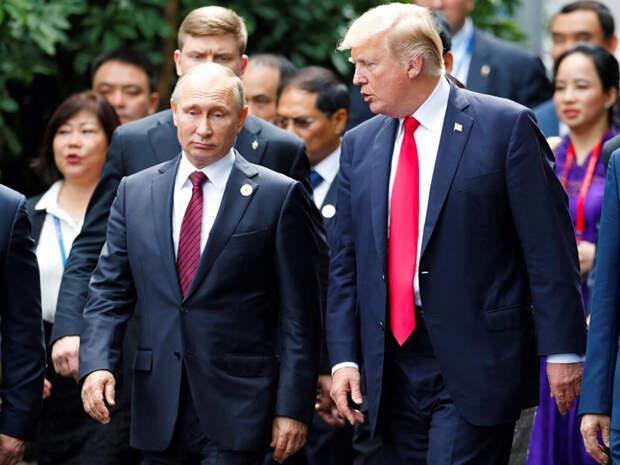 """""""Путин обыграл Запад. Россию теперь просто так не сломать"""" - говорят американские СМИ."""