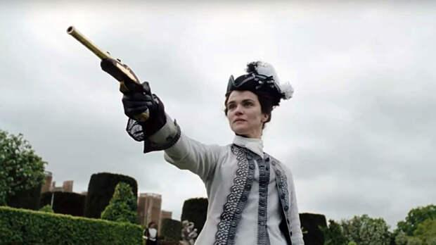 «Фаворитка»: Дамы приглашают королеву