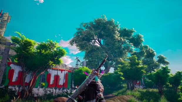 Поклонников Biomutant впечатлил новый трейлер игры
