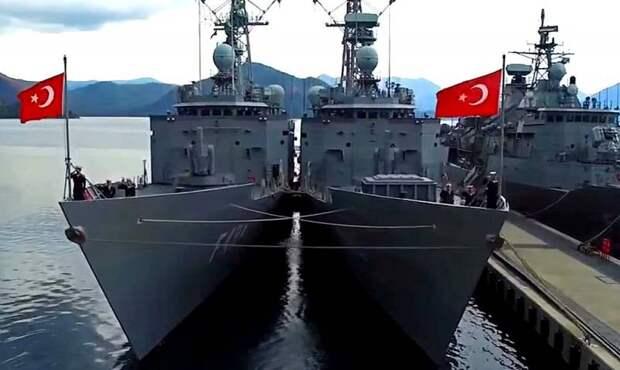 Турция в ближайшее время столкнется с крупной военной коалицией стран