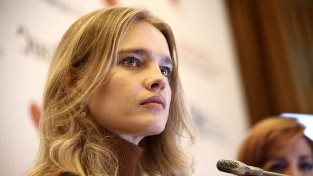 Водянова назвала свою настоящую фамилию в эфире Первого канала