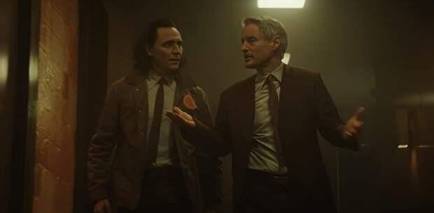 Рубашки из сериала Loki