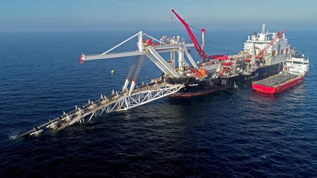 Минэнерго: «Северный поток-2» будет достроен, несмотря на американские санкции