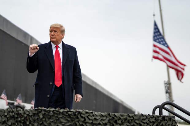 Трамп выступил за улучшение отношений России и США