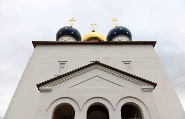 Губернатор и митрополит обсудили продолжение работ по восстановлению Спасо-Преображенского собора