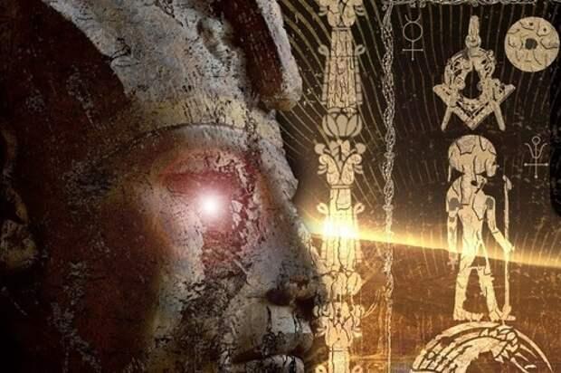 Помощь богов: внеземные кураторы человечества