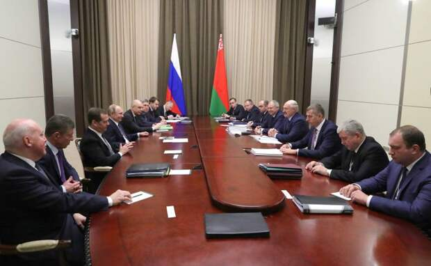 Почему не идут переговоры Москвы и Минска