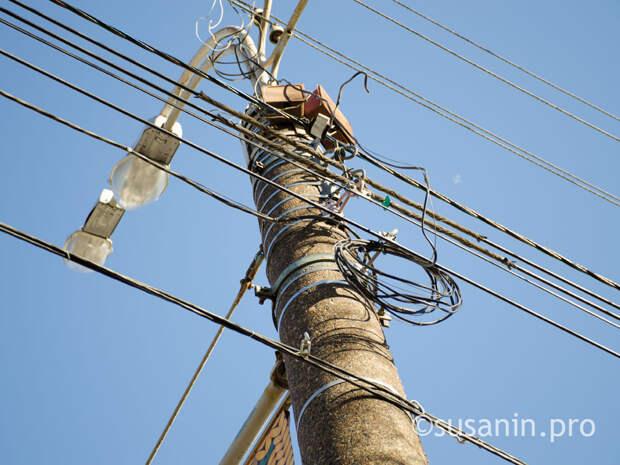 Подросток погиб в Удмуртии при попытке похитить электропровода
