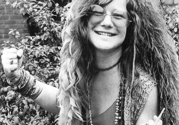 Вечно молодая Дженис Джоплин – бессмертный символ свободолюбивой эпохи 1960-х
